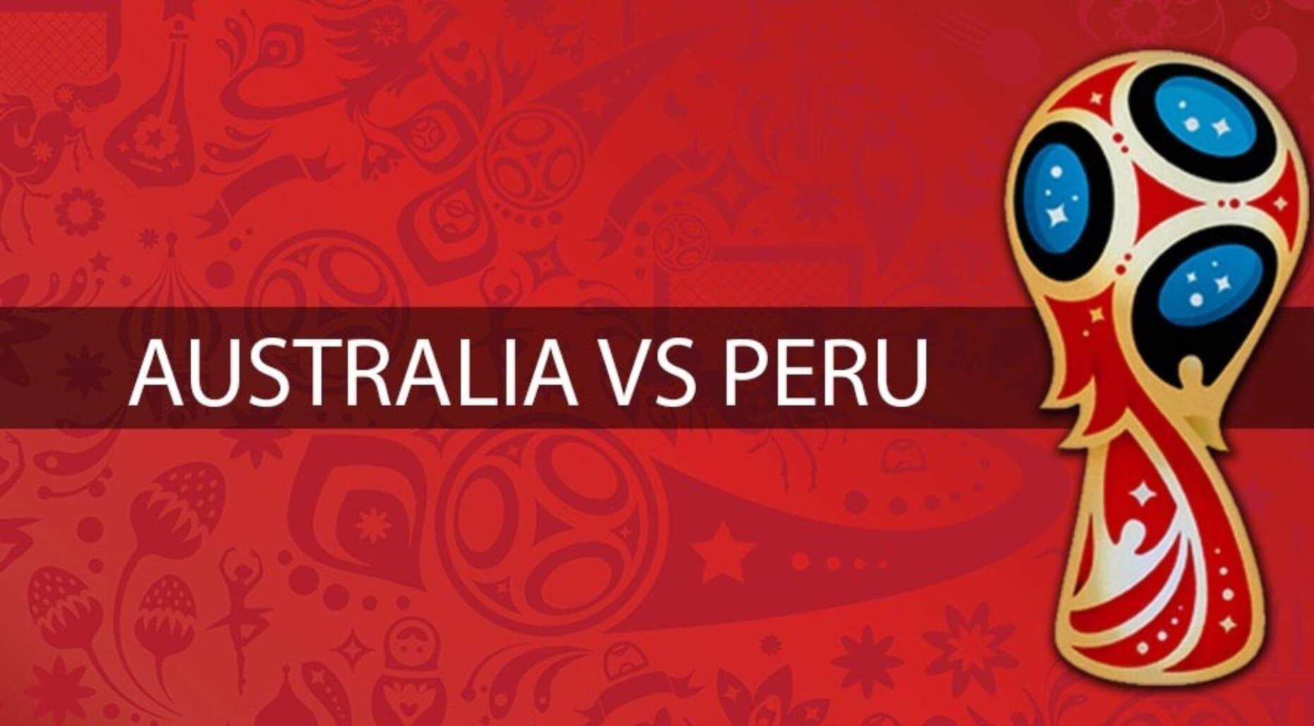 FIFA बुहुम काप 2018: पेरुआ ऑस्ट्रेलियाखौ 2-0 आव फेजेनो
