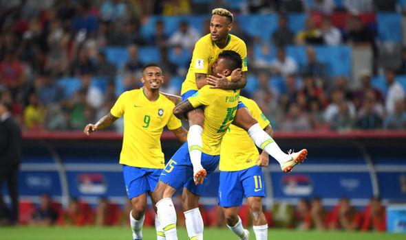 FIFA बुहुम काप 2018: ब्राजिल सर्बियाखौ 2-0 आव फेजेनो