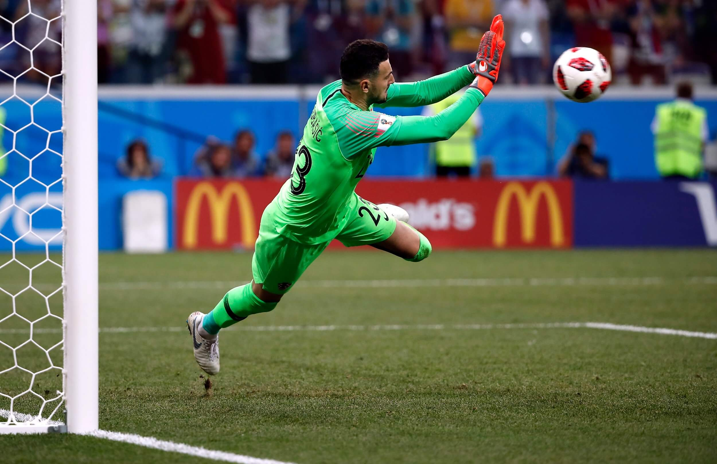बुहुम काप Round of 16: क्रोएसियाआ डेनमार्कखौ 3-2 आव फेजेनो