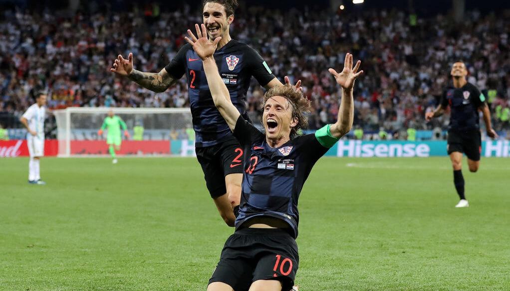 FIFA बुहुम काप 2018: क्रोएशियाआ आइसलैंडखौ 2-1 आव फेजेनो