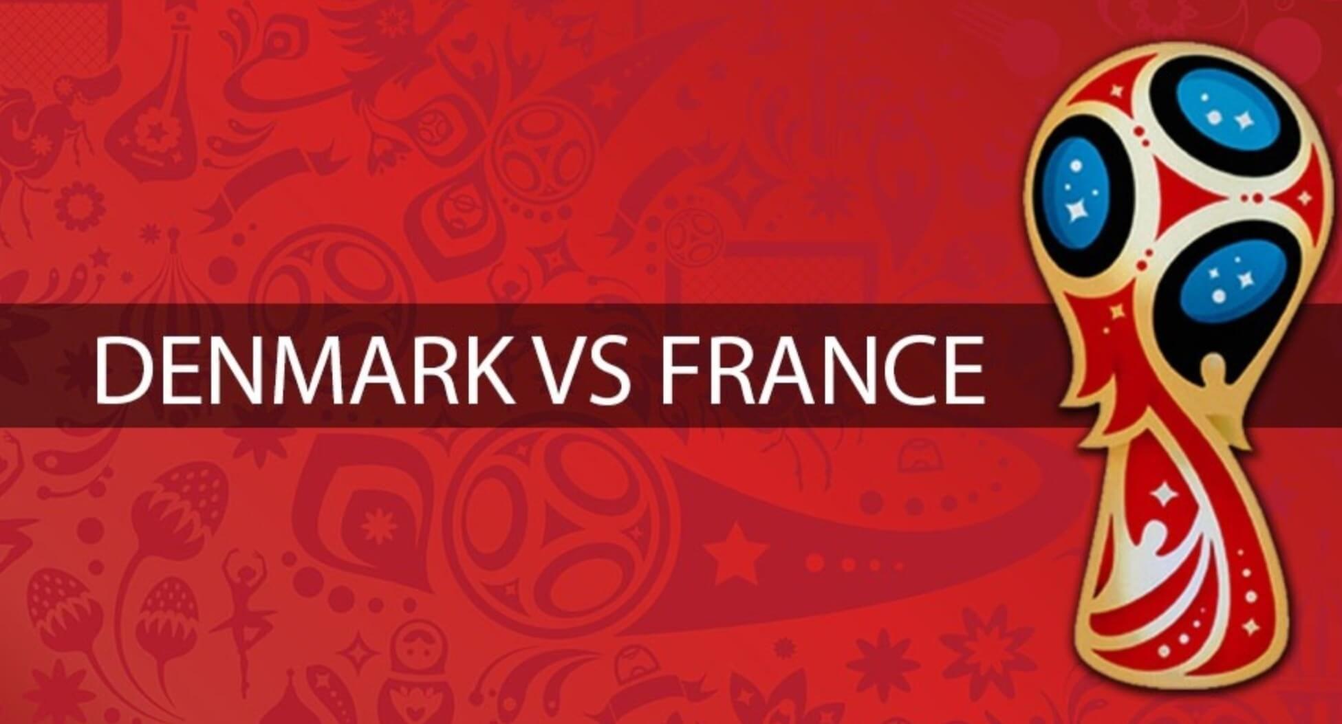 FIFA बुहुम काप 2018:डेनमार्क आरो फ्रांसआ 0-0 आव सिगां लाङो