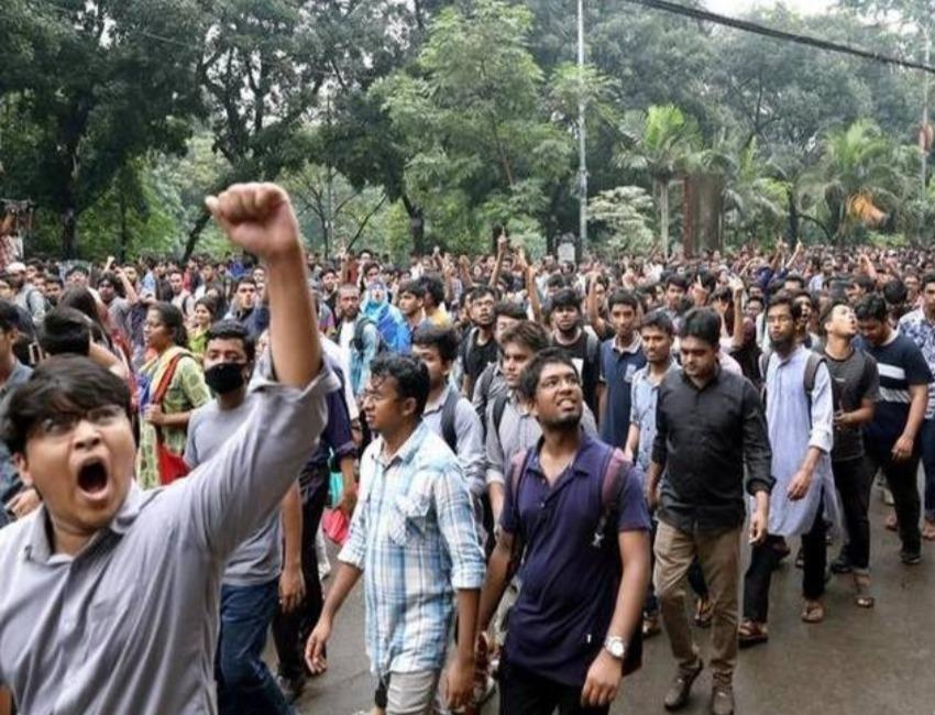 बांग्लादेस सरकारा लामा जाब्रबथायनि दायनिगिरिखौ थैनायनि साजा होगोन
