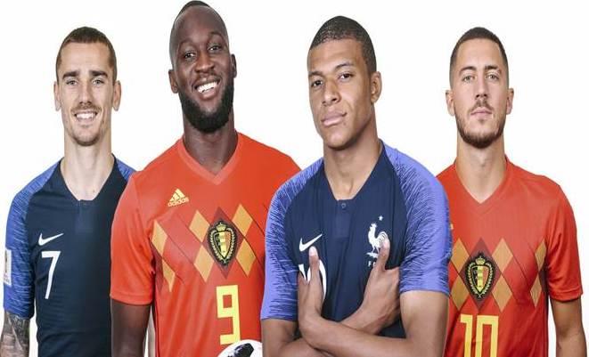 Semi-final: फ्रांसआ बेलजियमखौ 1-0 आव फेजेनो