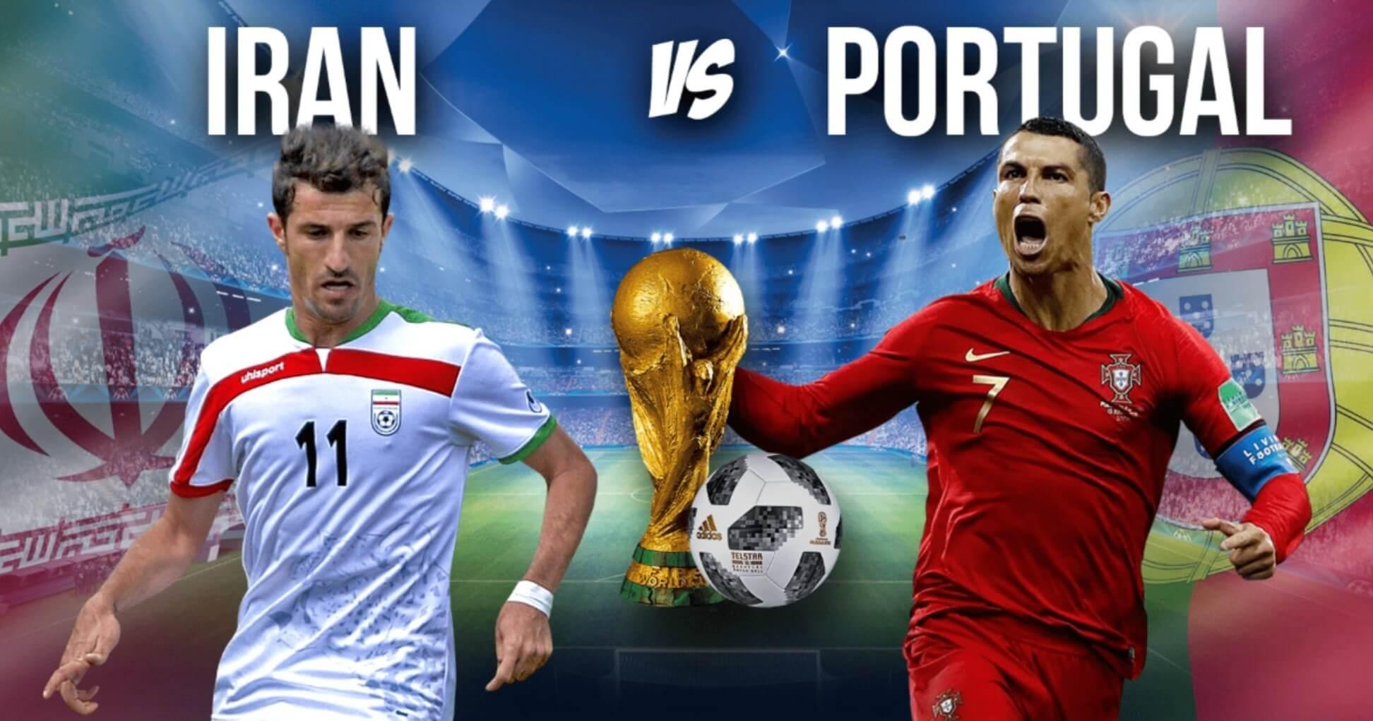 बुहुम काप 2018: ईरान आरो पुर्तगाला 1-1 फिथाय मोनो