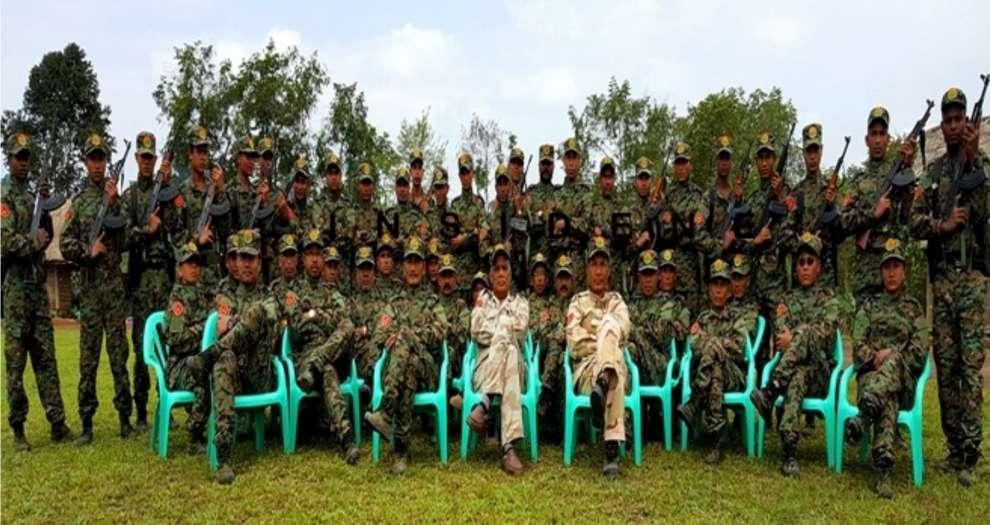 NRC नि आबुं फारिलायाव ULFA(I) परेस बरुवानि मुंआ नुजादों