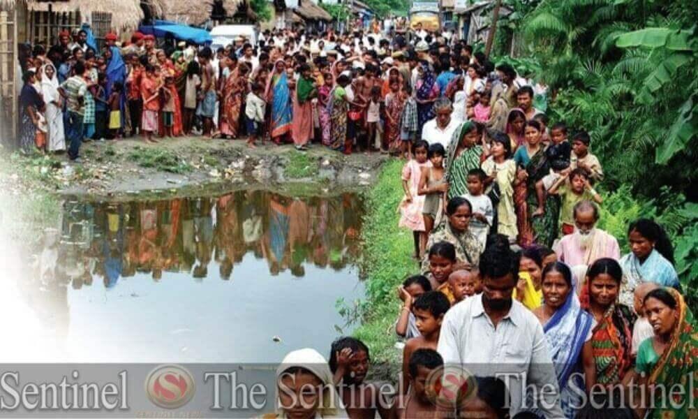 हिन्दु बांग्लादेसिफोरखौ मब्लाबाबो गनायनानै हादोरसायाव लाखिया