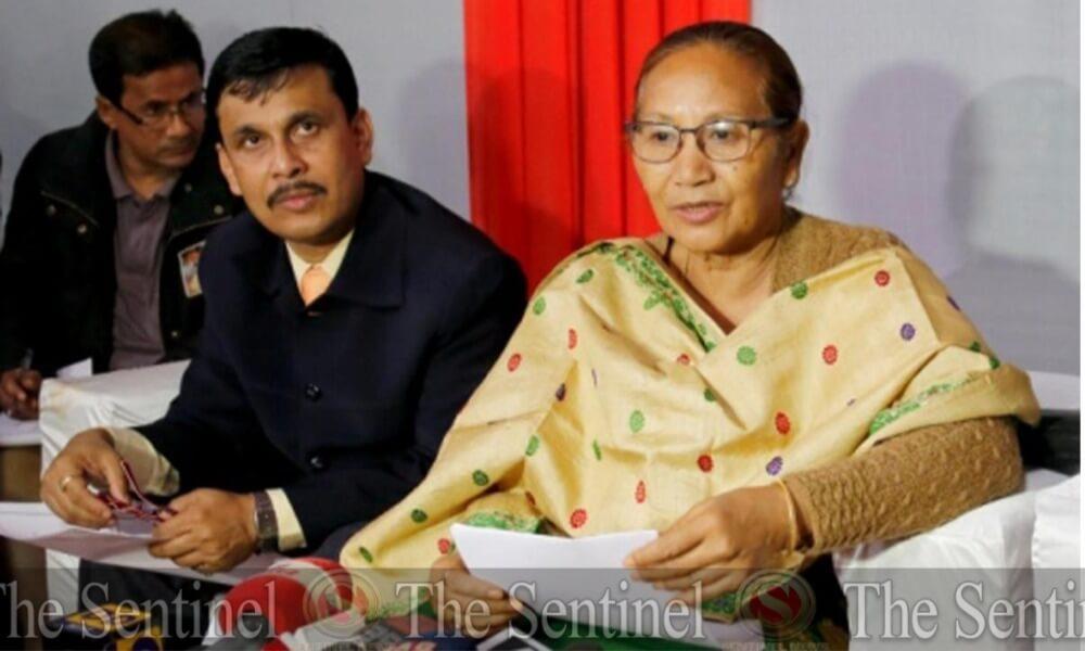 प्रमिला रानि ब्रम्हआ हादोरसा समाज जौगाखां बिफाननि खामानिखौ गोजोन्नाय मोनाखौ
