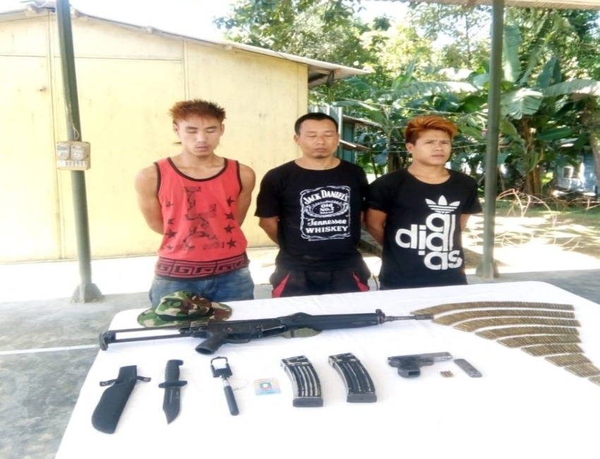 साथाम Zeliangrong United Front (Kamson) नि सोद्रोमा हमदों