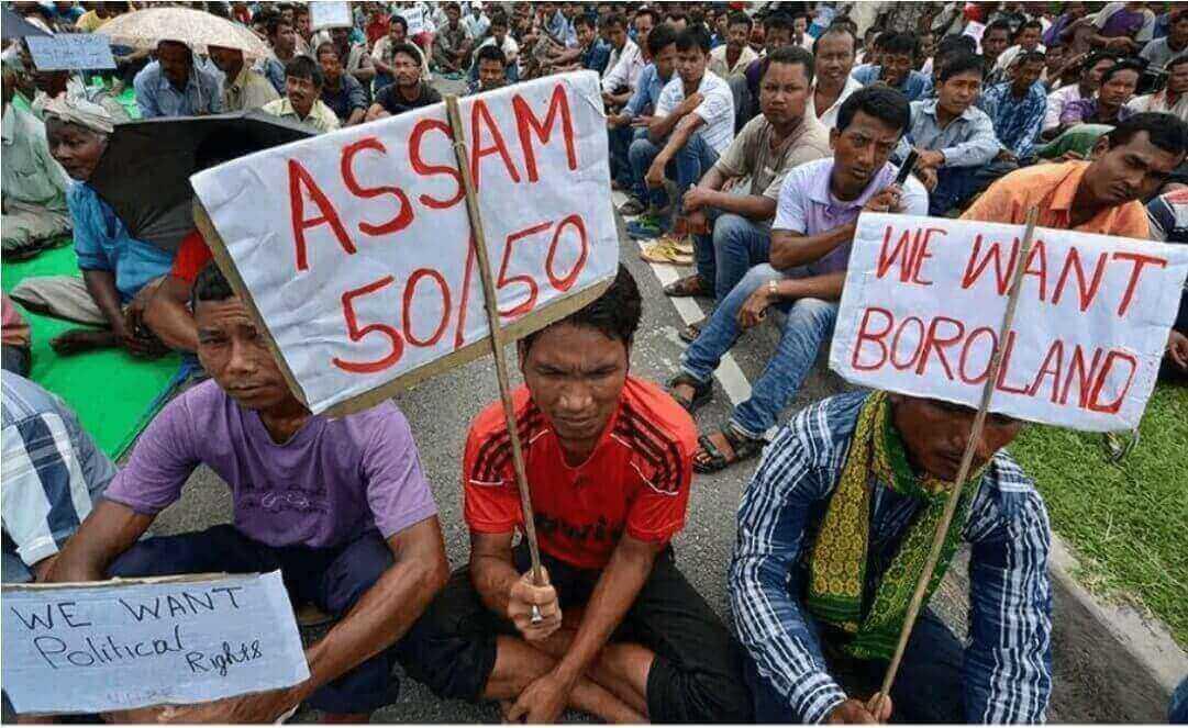 मिरु सरकारा दिनै ABSU आरो PJACBM जों थाम खनायारि सावरायगोन