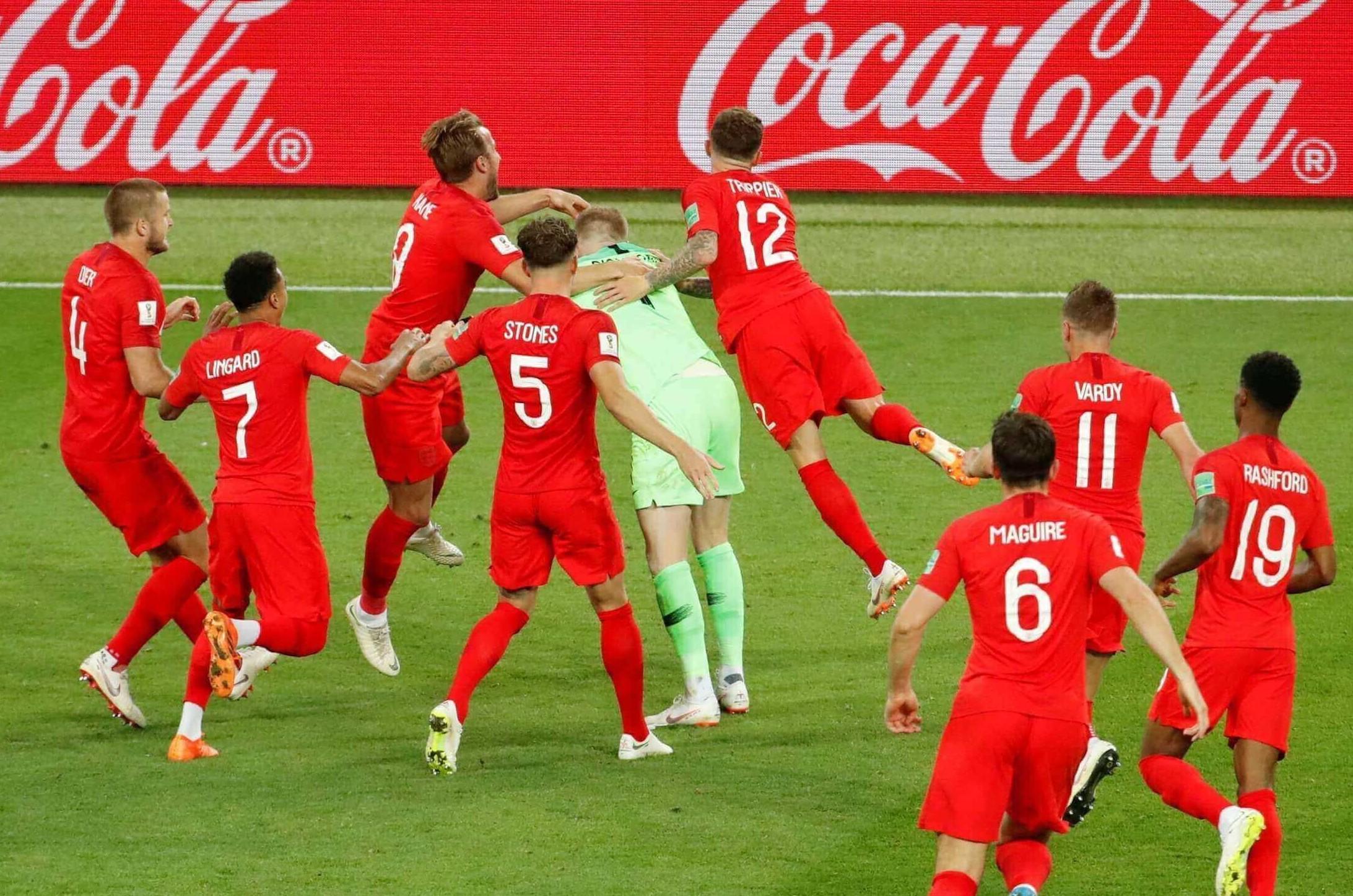 Round of 16: इंगलैंडा पेनालथिआव कोलंबियाखौ 4-3 आ फेजेनो