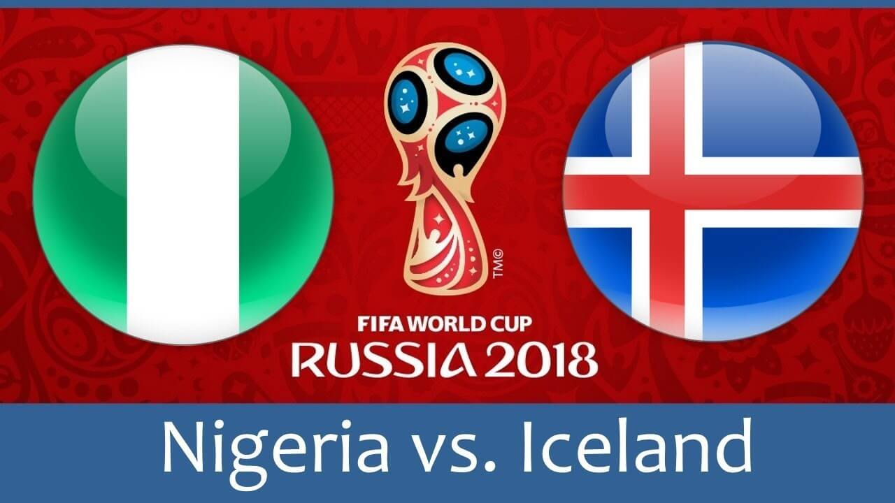 नाइजीरियाआ 2-0 आव आइसलैंड खौ फेजेनो