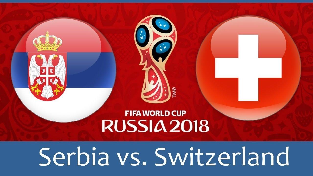 मैच-26, 2018: स्विट्जारलैंड आ सर्बियाखौ 2-1 आव फेजेनो