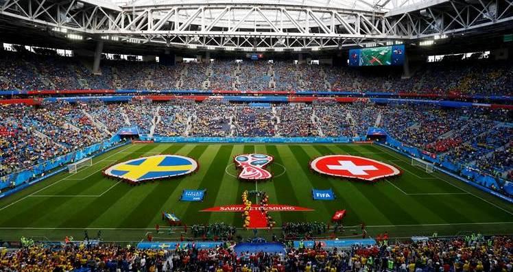 Round of 16: स्वीडना स्विट्जारलैंड खौ 1-0 आ फेजेनो