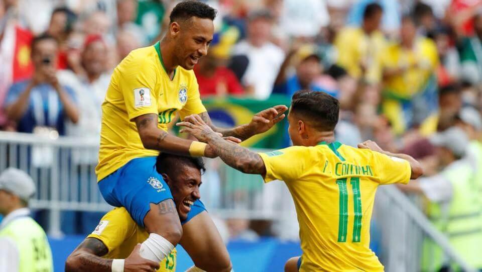Round of 16: ब्राजिला मेक्सिकोखौ 2-0 आ फेजेनो