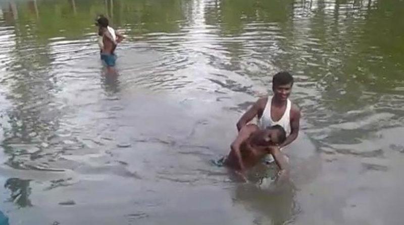 नगांव जिल्लायाव सा 7 गामियारिफोरा मोब्लिब गोहोजों बोजाना थैदों