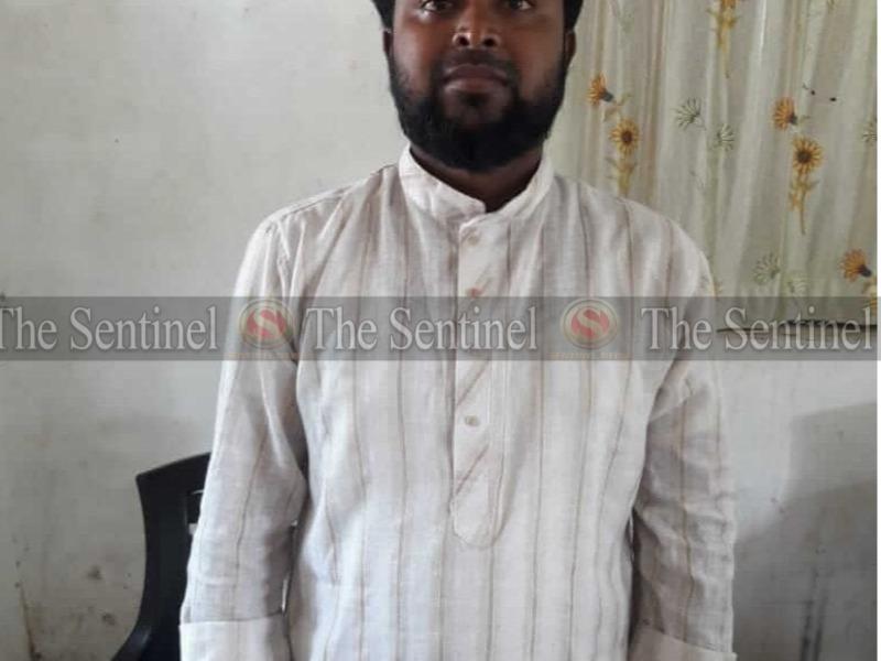 आसामनि साफा सानै लाइमोनफोरा उटकारि हान्जाजों सोमोन्दो दं: आसाम पुलिस