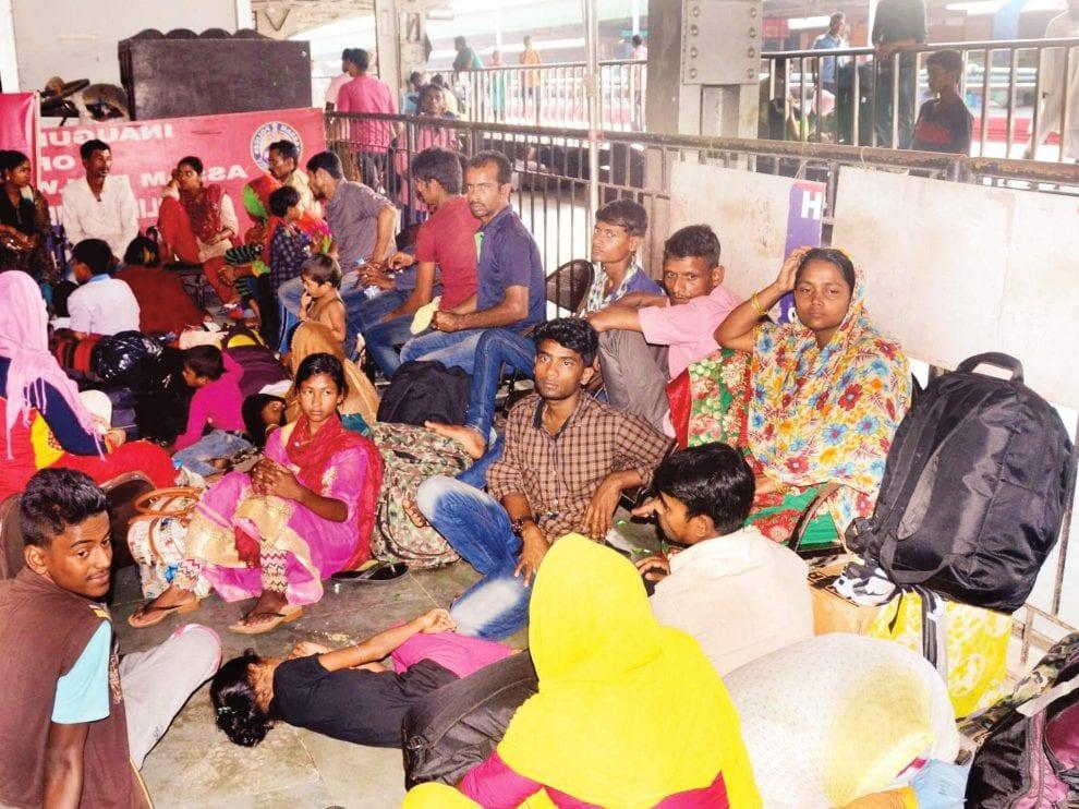आयेन बेरेखायै नोगोरमायाव थानाय सा 31 बांग्लादेसिफोरखौ हमनो हायो