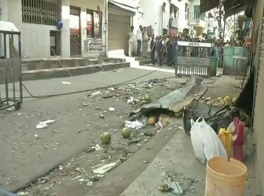 कलकातानि दुम दुम बाजाराव गोहोगोरा बमा बेरदों, गोबां जखम