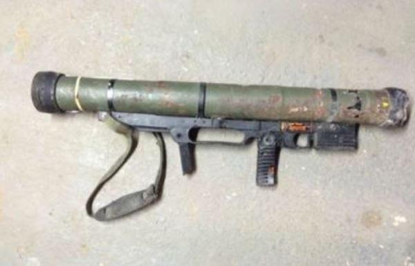 तामुलपुराव गंसे रकेट लानचार हाथियार मोन्नो हादों