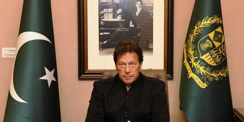 पाकिस्ताननि गाहाय मंत्री इमरान कान बिथांआ भारतजों सावरायनो खेबसे खाबु होबावदों